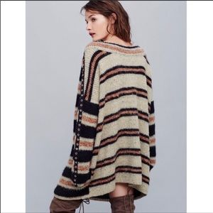 Free People Sid Alpaca Blend Sweater